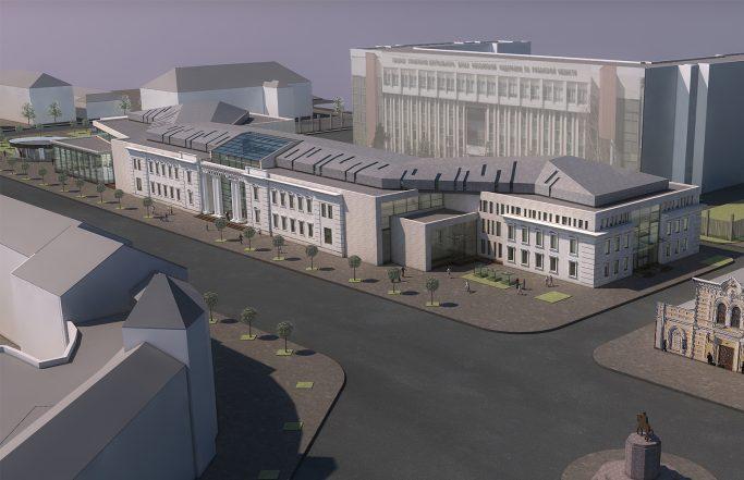 Музейный центр на Соборной [2013]