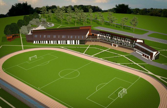 Тренировочная база в Алеканово [2013]