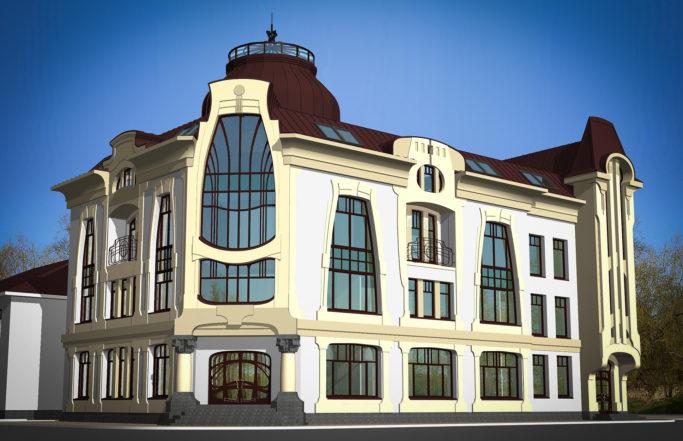 Жилой дом по улице Щедрина – Свободы [2008]